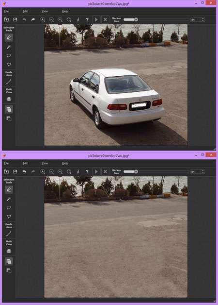 حذف و جداسازی قدرتمند اجسام در تصاویر + پرتابل، Teorex Inpaint 5.1