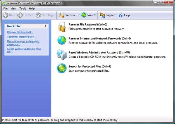 بازیابی رمزهای عبور، Passware Kit Professional 12.3.6332