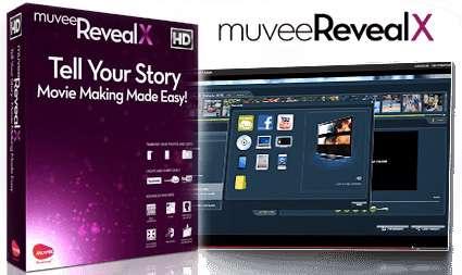 ویرایش قدرتمند فایل های ویدیویی، muvee Reveal X 10.5.0.23245 build 2795