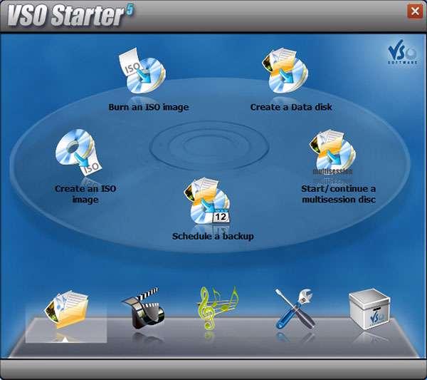 تهیه نسخه پشتیبان و رایت انواع دیسک، VSO CopyTo 5.1.1.3