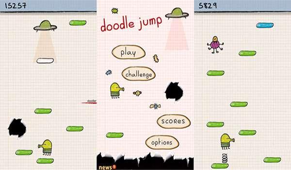 بازی Doodle Jump v1.14.03 نسخه اندروید