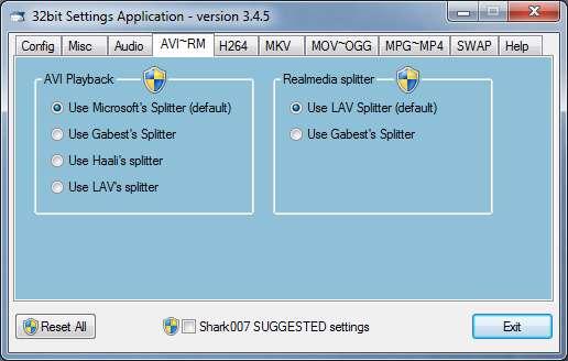 کدک ویندوز 7، Win7Codecs 4.0.9