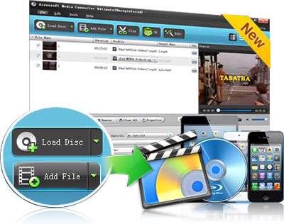 مبدل قدرتمند فایل های صوتی و تصویری، Aiseesoft Media Converter Ultimate 6.3.60