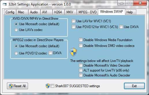 کدک ویندوز 8، Windows 8 Codecs 1.53