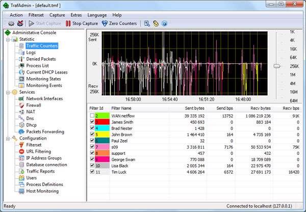 دانلود TMeter 13.2.659 Premium مدیریت ترافیک مصرفی اینترنت
