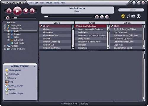 دانلود JRiver Media Center 21.0.7 Final پخش و مدیریت فایل های مالتی مدیا