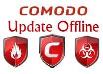آپدیت آفلاین محصولات امنیتی COMODO (تا 29 بهمن ماه 1392)