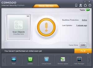 بسته امنیتی قدرتمند و رایگان، Comodo Internet Security Premium 6.1.276867.2813