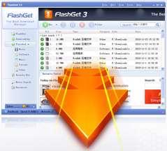 مدیریت دانلود فایل، FlashGet 3.7 Build 1220