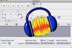 ویرایش قدرتمند فایل های صوتی، Audacity 2.0.3