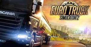 بازی واقعی و زیبای Euro Truck Simulator 2