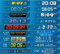 ساعت هشدار دهنده و دیجیتالی، Atomic Alarm Clock 6.13