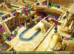 بازی جذاب و مهیج  Luxor 5th Passage v1.0.0.8