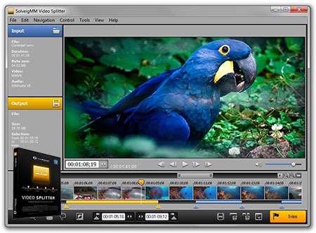 حذف قسمتی از فیلم، SolveigMM Video Splitter 3.6.1305.24 Final