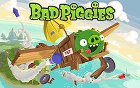 بازی فکری خوکهای بدجنس، Bad Piggies 1.3.0