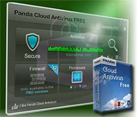آنتی ویروس رایگان پاندا، Panda Cloud Antivirus 2.2