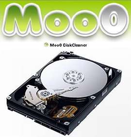حذف اطلاعات اضافی از هارد، Moo0 DiskCleaner 1.21