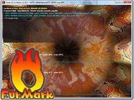 دانلود FurMark 1.15.1 تست عملکرد و پایداری کارت گرافیک