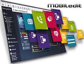 مدیریت موبایل از طریق رایانه، MOBILedit! 7.0.0.3270 Final