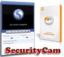 تبدیل وبکم به دوربین حفاظتی، SecurityCam 1.7.0.0