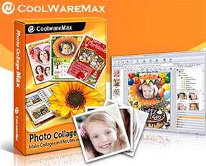 قرار دادن قاب و فریم گذاری بر روی تصاویر، Photo Collage Max 2.2.1.2