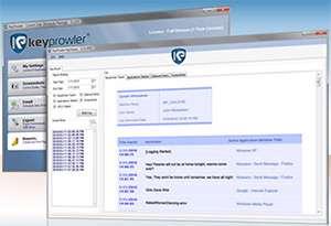ضبط کلیه فعالیت های کامپیوتر، KeyProwler Pro 6.8.4