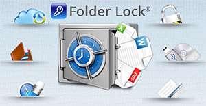 قفل گذاری روی پوشه و فایل، Folder Lock 7.2.2