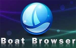 مرورگر قدرتمند و پرسرعت اندروید، Boat Browser 5.7