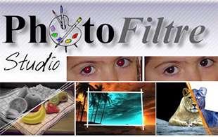 ویرایش و روتوش تصاویر + پرتابل، PhotoFiltre Studio x 10.8.0