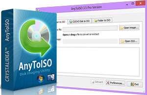 مبدل فرمت های رایت به فرمت ایزو + پرتابل، AnyToISO Converter Pro 3.6