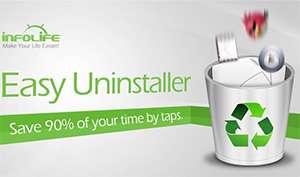 حذف گروهی برنامه ها در اندروید، Easy Uninstaller Pro 2.2.9