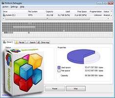 دانلود Defraggler Pro 2.19.982 Final یکپارچه سازی هارددیسک + پرتابل