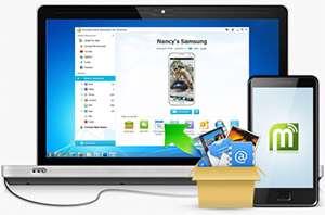 دانلود Wondershare MobileGo  8.2.2.94 مدیریت دستگاه اندرویدی و آی او اس