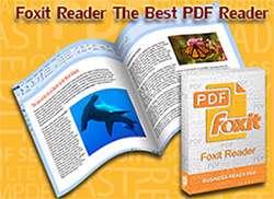 ابزار قدرتمند مشاهده PDF + پرتابل، Foxit Reader 6.0.5.0618