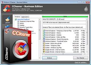 بهینه سازی سیستم + پرتابل، CCleaner Business Edition 4.03.4151