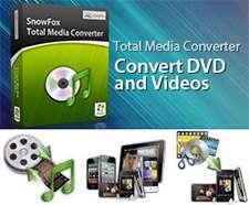 مبدل قدرتمند فایل های تصویری، SnowFox Total Video Converter 3.3.1.0