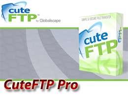 ابزار قدرتمند مدیریت اف تی پی، CuteFTP Pro 9.0.5