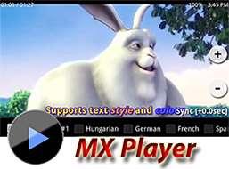 پخش کننده قدرتمند فیلم + کدک، MX Player Pro 1.7.16