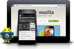 مرورگر فایرفاکس 23، Firefox Browser 23.0 For Android