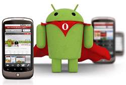 مرورگر تلفن همراه اپرا، Opera Mobile Web Browser 19.0