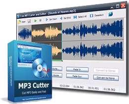 برش و ویرایش فایل های صوتی، Free MP3 Cutter and Editor 2.6.0.2466