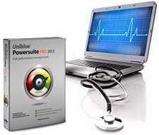 بهینه سازی و افزایش سرعت سیستم، Uniblue PowerSuite 2013 4.1.7.0