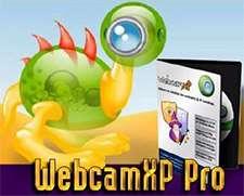مدیریت وب کم، WebcamXP PRO 5.6.0.5