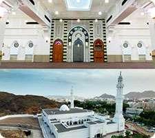 سفر مجازی با تصاویر 360 درجه به درون مسجد فتح از مساجد هفتگانه