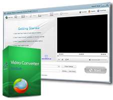 تبدیل سریع فایل های ویدیویی، GiliSoft Video Converter 8.6.0