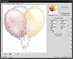 ایجاد و ساخت تصویر متنی از عکس، Textaizer Pro 4.3.57