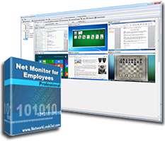 نظارت بر سیستم های یک شبکه، Net Monitor for Employees Pro 4.9.11.1