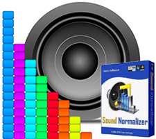 افزایش کیفیت فایل های صوتی، Sound Normalizer 5.6 Final