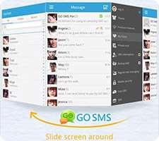 دانلود GO SMS Pro Premium 7.18 ارسال و مدیریت پیامک + پک زبانها + پلاگین