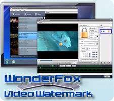 اضافه کردن واتر مارک به ویدیوها، WonderFox Video Watermark 2.5
